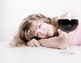 woman-wine