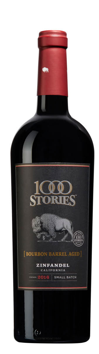 Bourbon Barrel Aged Zinfandel ( 1000 Stories ) 2016