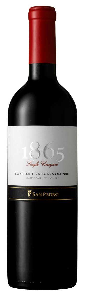 1865  Cabernet Sauvignon ( Viña San Pedro ) 2005