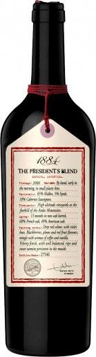 1884 The President`s Blend ( Bodegas Escorihuela ) 2014