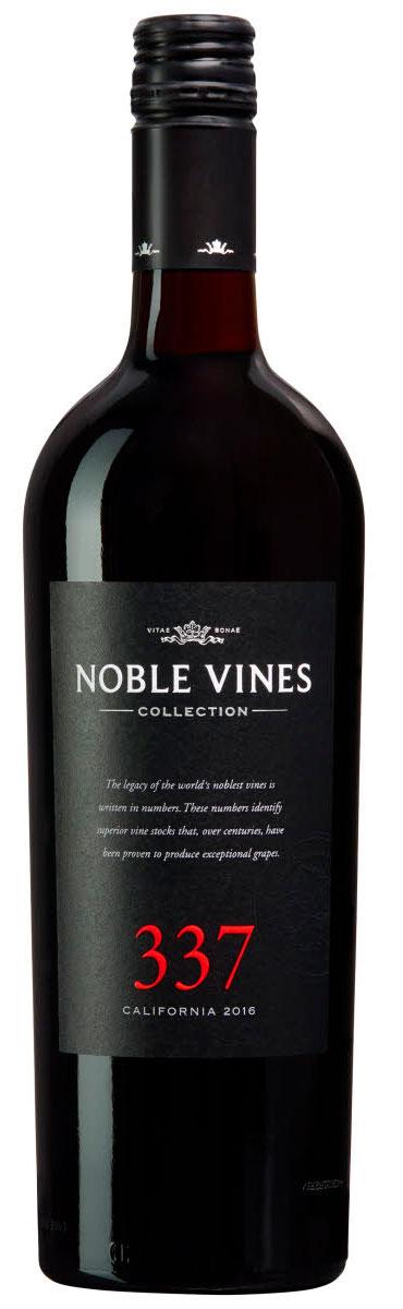 337 Cabernet Sauvignon ( Noble Vines ) 2017