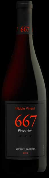 667 Pinot Noir ( Noble Vines ) 2018