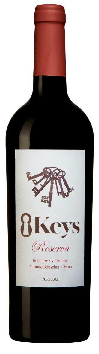 8 Keys Reserva ( Casa de Vila Verde ) 2014