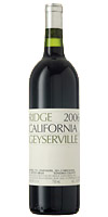 Geyserville ( Ridge Vineyards ) 2014