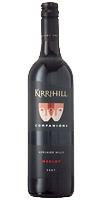 Companions Adelaide Hills Merlot ( Kirrihill Wines ) 2007