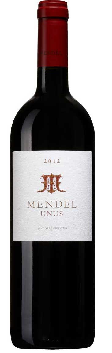 Mendel  Unus Malbec Cabernet Sauvignon ( Mendel Wines ) 2012