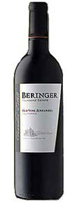 Old Vine Zinfandel, Beringer Founders` Estate ( Beringer Vineyards ) 2002