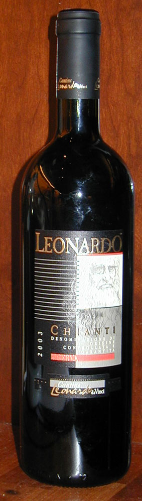 Chianti Riserva ( Leonardo Da Vinci ) 2006
