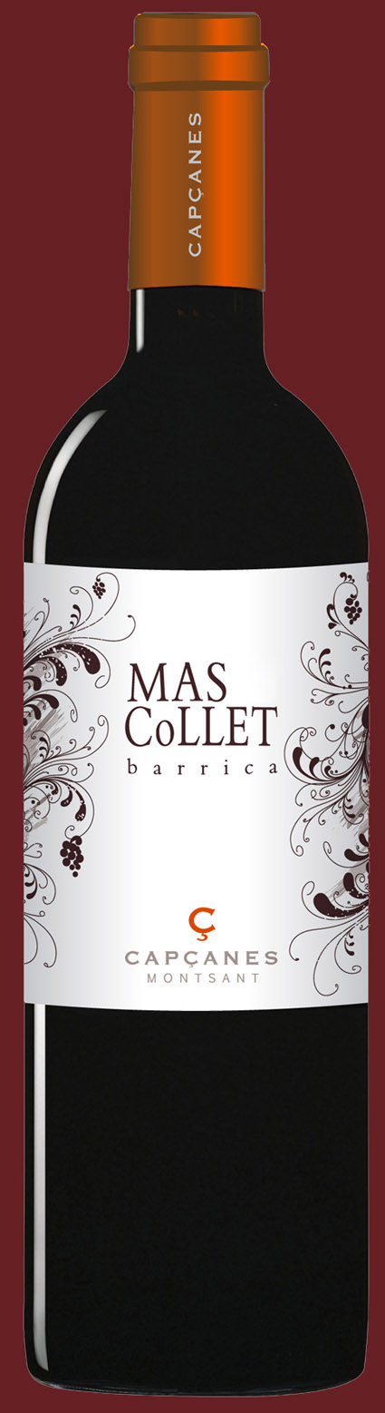 Mas Collet Barrica ( Celler de Capçanes ) 2012