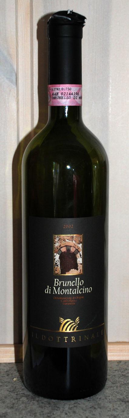 Brunello di Montalcino ( Banfi ) 2001