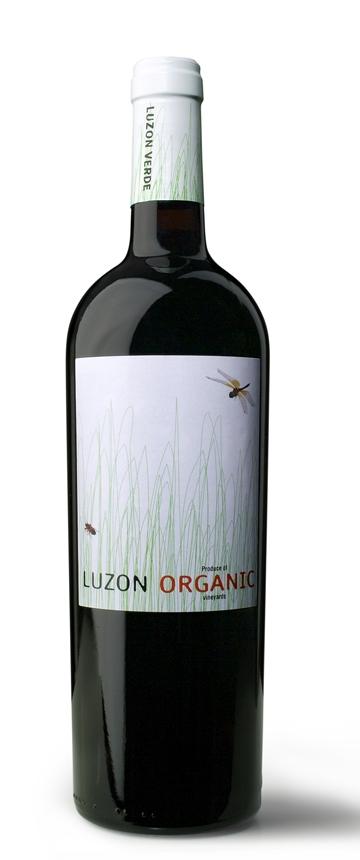 Luzón Organic Domaine de la Minotière ( Bodegas Luzón ) 2005