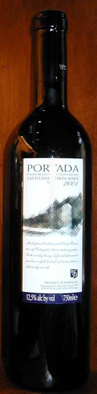 Portada Read ( D.F.J. Vinhos ) 2001