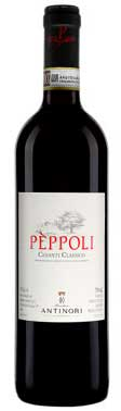 Chianti Classico Pèppoli ( Antinori ) 2005