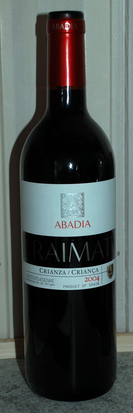 Abadia ( Raimat ) 2006