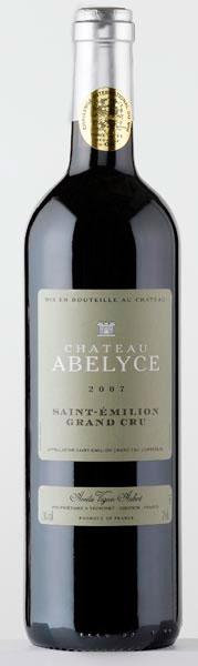 Château Abelyce ( Château Abelyce ) 2007