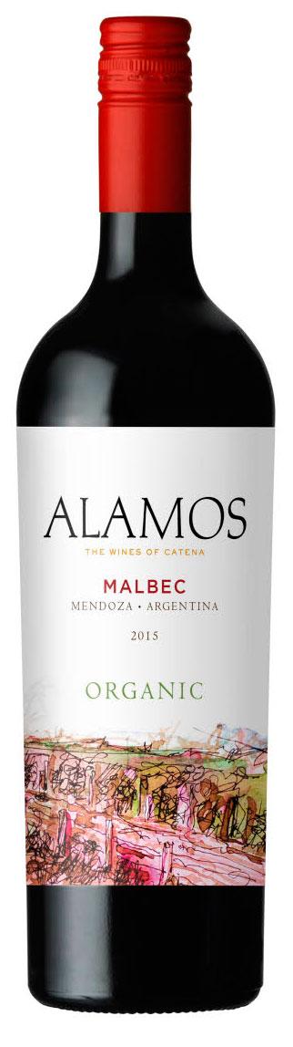 Alamos Malbec ( Catena Zapata ) 2015