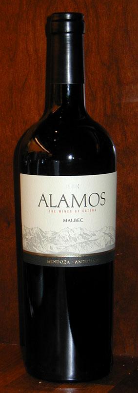 Alamos Malbec ( Catena Zapata ) 2004