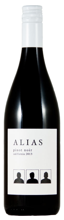 Pinot Noir ( Alias Wines ) 2016