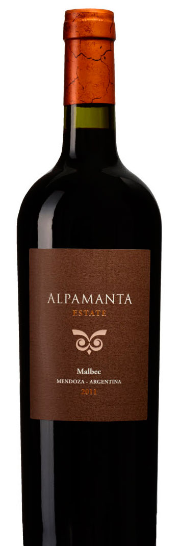 Alpamanta Estate Malbec ( Alpamanta Estate Wines ) 2011