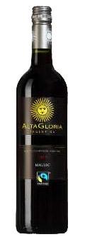 Alta Gloria Malbec ( Mendoza Vineyards ) 2010