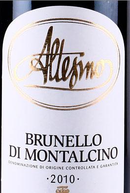 Brunello di Montalcino ( Altesino ) 2010