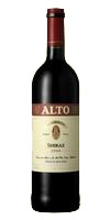Shiraz ( Alto Estate ) 2008
