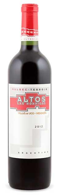 Malbec ( Altos Las Hormigas ) 2014