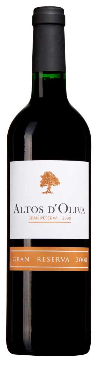 Altos de Oliva Gran Reserva ( La Vinicola de Gandesa ) 1999