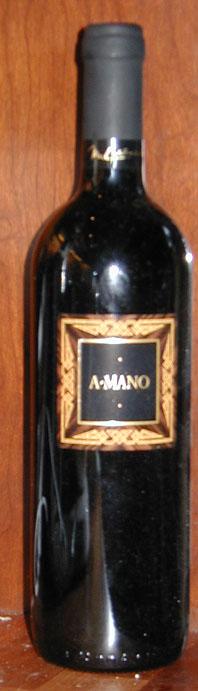 Primitivo A Mano ( Fusione ) 2003