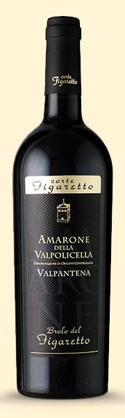 Amarone DVC Valpantena Brolo del F. ( Azienda Agricola Corte Figaretto ) 2012