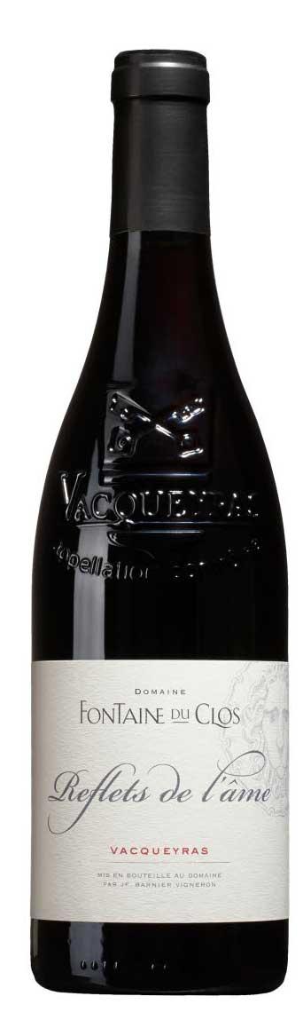 Vacqueyras Reflets de l`âme ( Domaine Fontaine Du Clos ) 2013