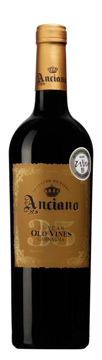 Anciano 35 year Old Vines Garnacha ( Guy Anderson Wines Ltd ) 2015