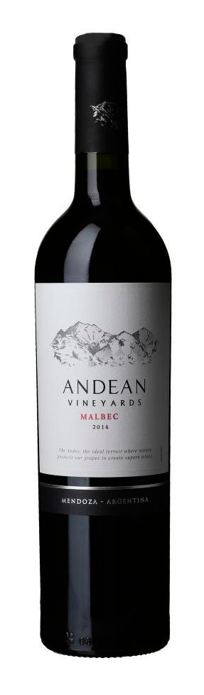 Malbec ( Andean Vineyards ) 2006