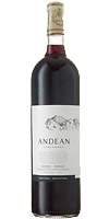 Malbec Shiraz Organically Grown Grapes ( Andean Vineyards ) 2008
