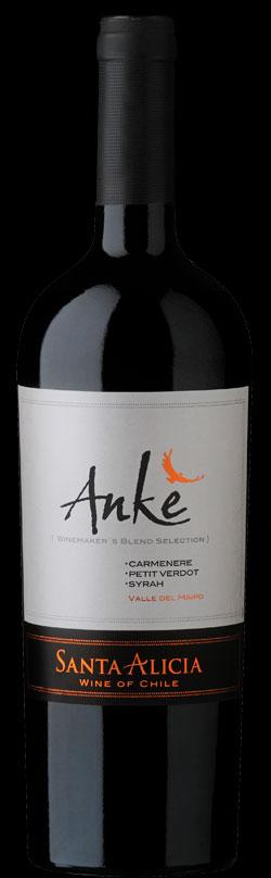 Anke ( Vina Santa Alicia S.A ) 2014