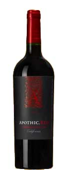 Apothic Red Winemaker`s Blend ( Apothic Wines ) 2014
