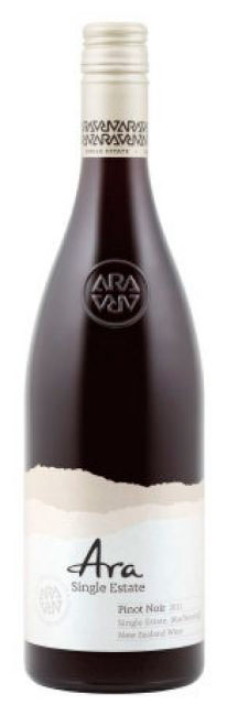 Ara Single Estate Pinot Noir ( Ara Wines ) 2014