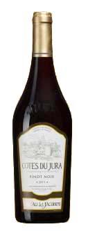 Côtes du Jura Pinot Noir ( Fruitière Vinicole d` Arbois ) 2011
