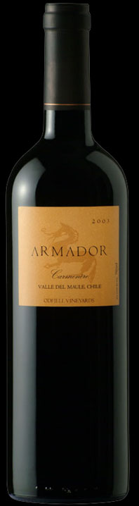 Armador Carmenere ( Odfjell Vineyards ) 2004