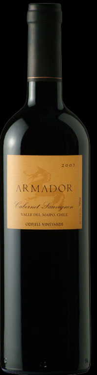 Armador Cabernet Sauvignon ( Odfjell Vineyards ) 2008