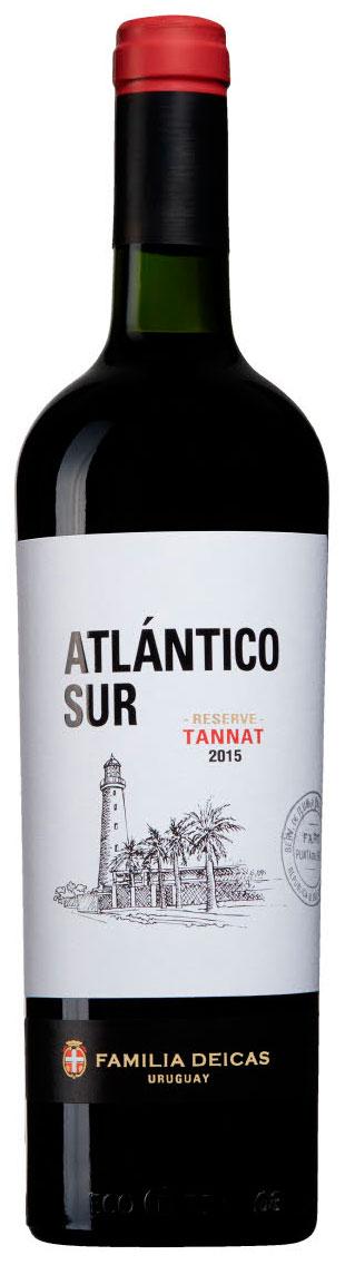 Atlántico Sur Tannat Reserve ( Juanico ) 2015