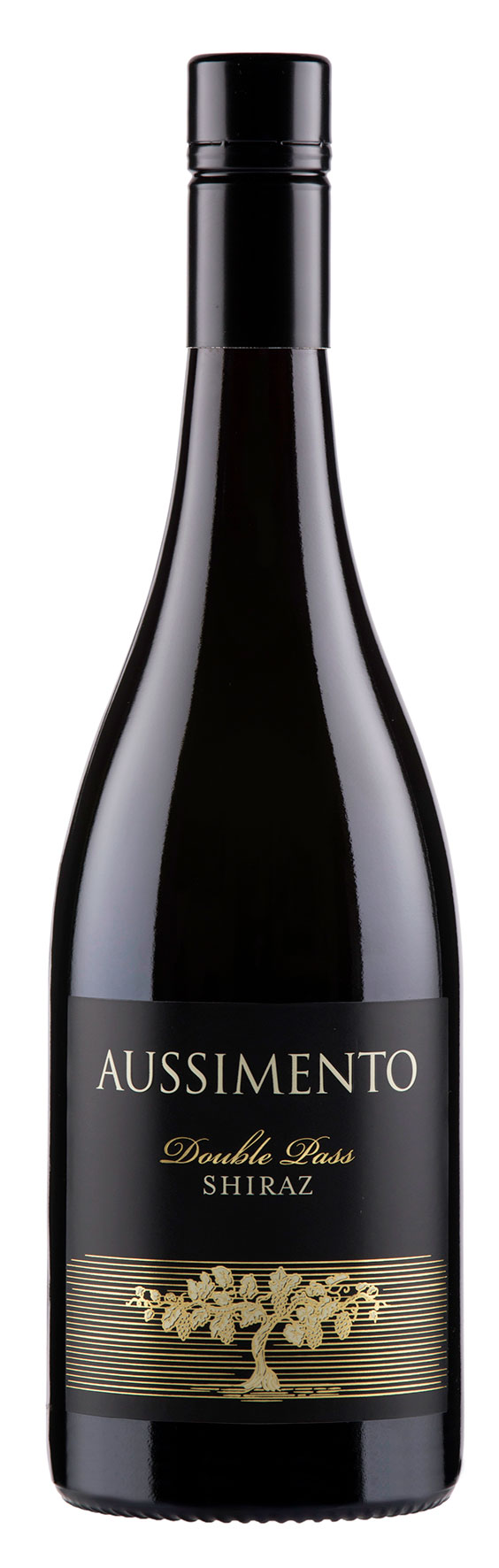 Aussiemento Double Pass Shiraz ( Byrne Vineyards ) 2014