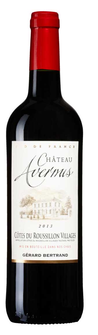 Château Avernus ( Gérard Bertrand ) 2004