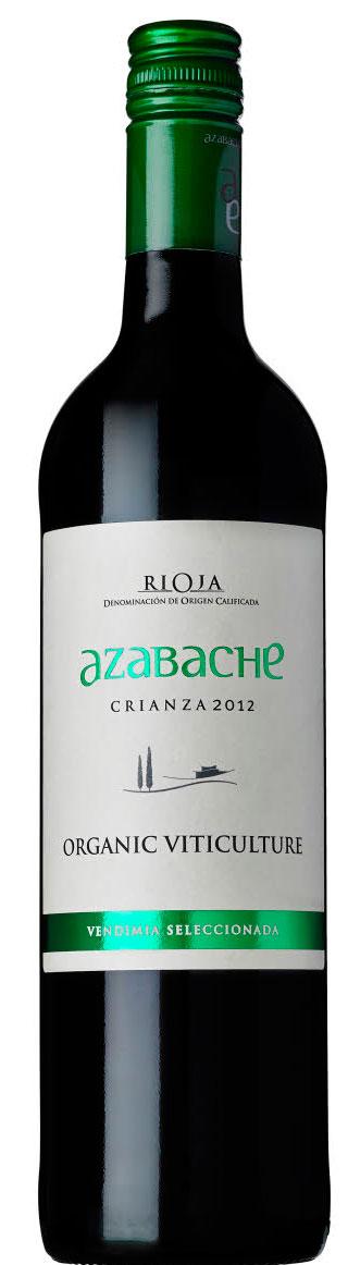 Azabache Crianza ( Vin. de Aldenueva ) 2012