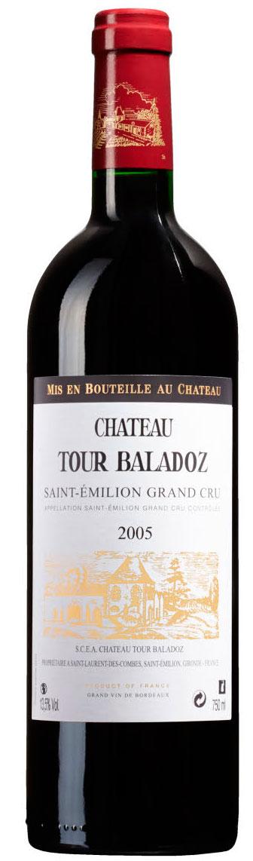 Château Tour Baladoz ( Château Tour Baladoz ) 2015
