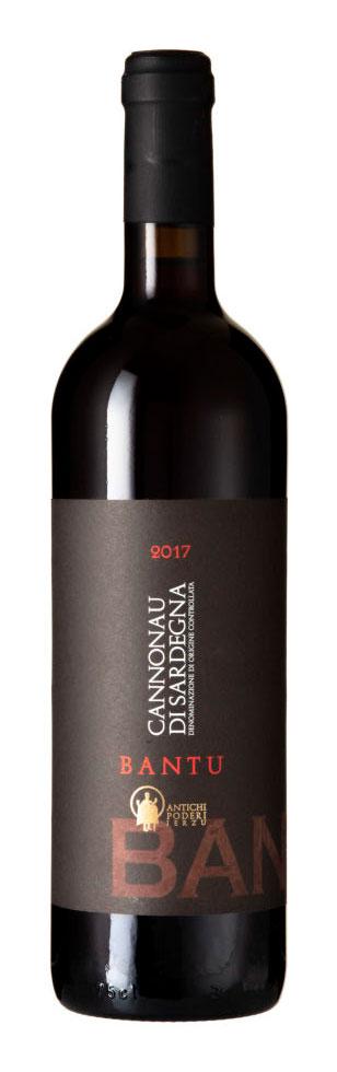 Bantu Cannonau di Sardegna ( Antichi Poderi Jerzu ) 2017