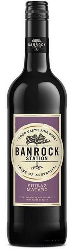 Banrock Station Shiraz Mataro ( Hardys Wines ) 2007