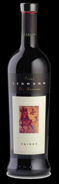 Barossa Shiraz ( Peter Lehmann ) 2001