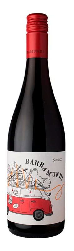 Shiraz ( Barramundi Wines ) 2019