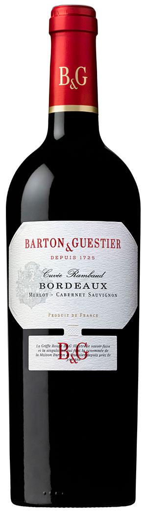 Barton and Guestier Bordeaux  ( Barton and Guestier ) 2017